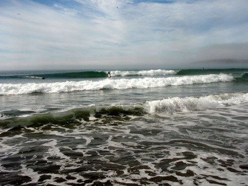 surf at doran