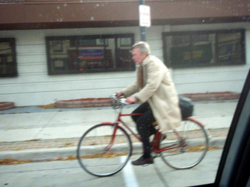 sheboygan bicyclist