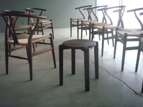 stool with danes