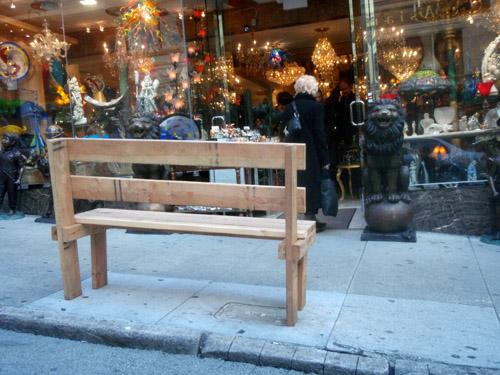 chinatown bench