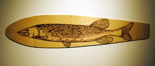 pike longboard