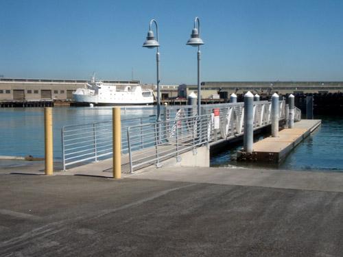boat ramp sf