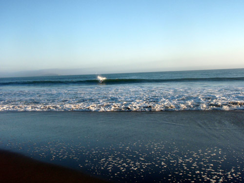 october swell