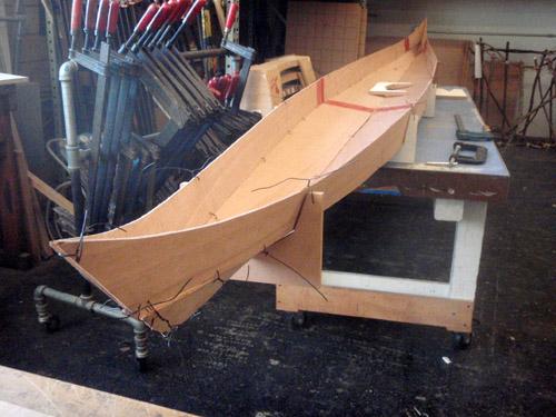 susan's kayak