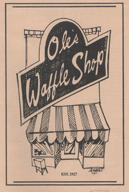ole's waffle