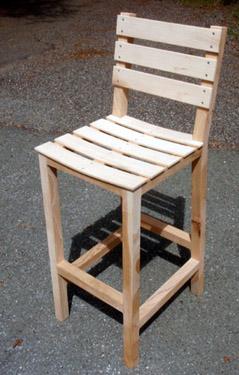 shed stool