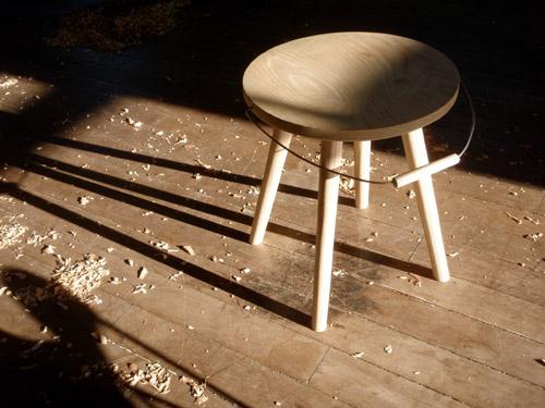 yvonne stool1