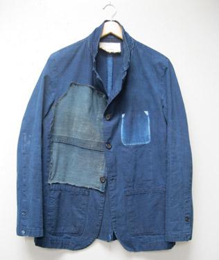 indigo jacket