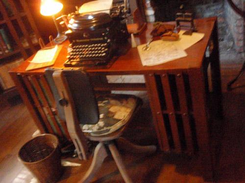 jacks desk
