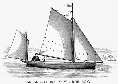 Deep Craft :: MacGregor's 'Rob Roy'