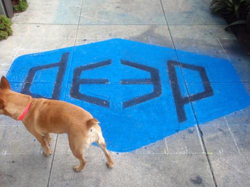 deep chalk