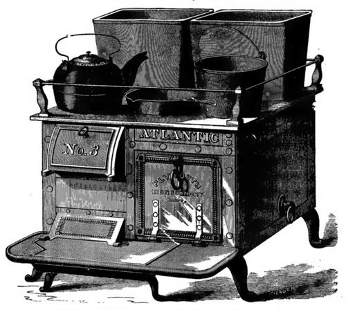 ship stove