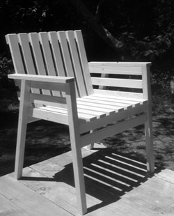 simple chair cropped